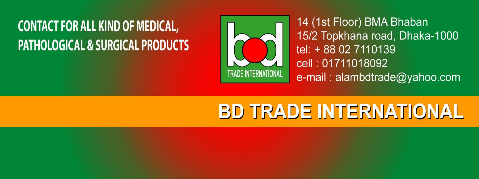 BD TRADE INTERNATIONAL
