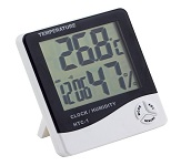 Room Temperature Meter/ Hygrometer HTC-1