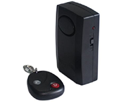 Wireless Vibration Security Alarm