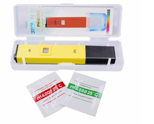 Digital Pen Type PH Meter
