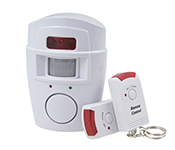 PIR Alarm with Remote