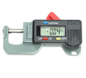 Thickness Gauge Micrometer