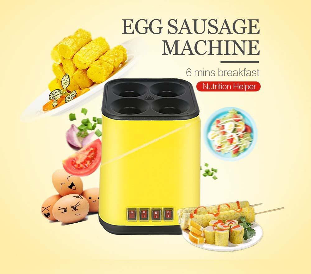 Egg Sausage Roll Maker