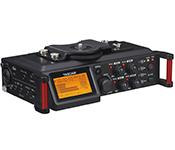 Portable recorder TASCAM DR-70D