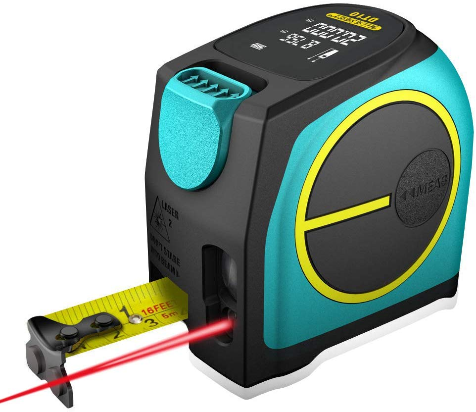 Mileseey DT10 40M Laser Tape Measure