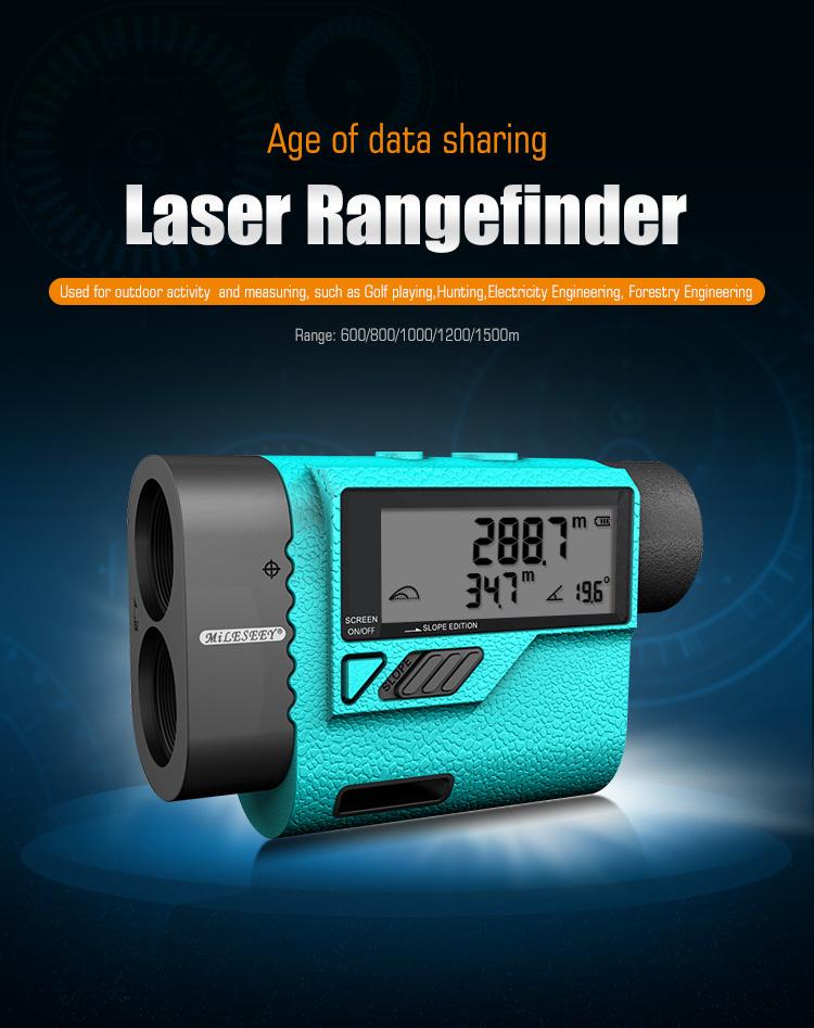 Laser Range Finder 1500M