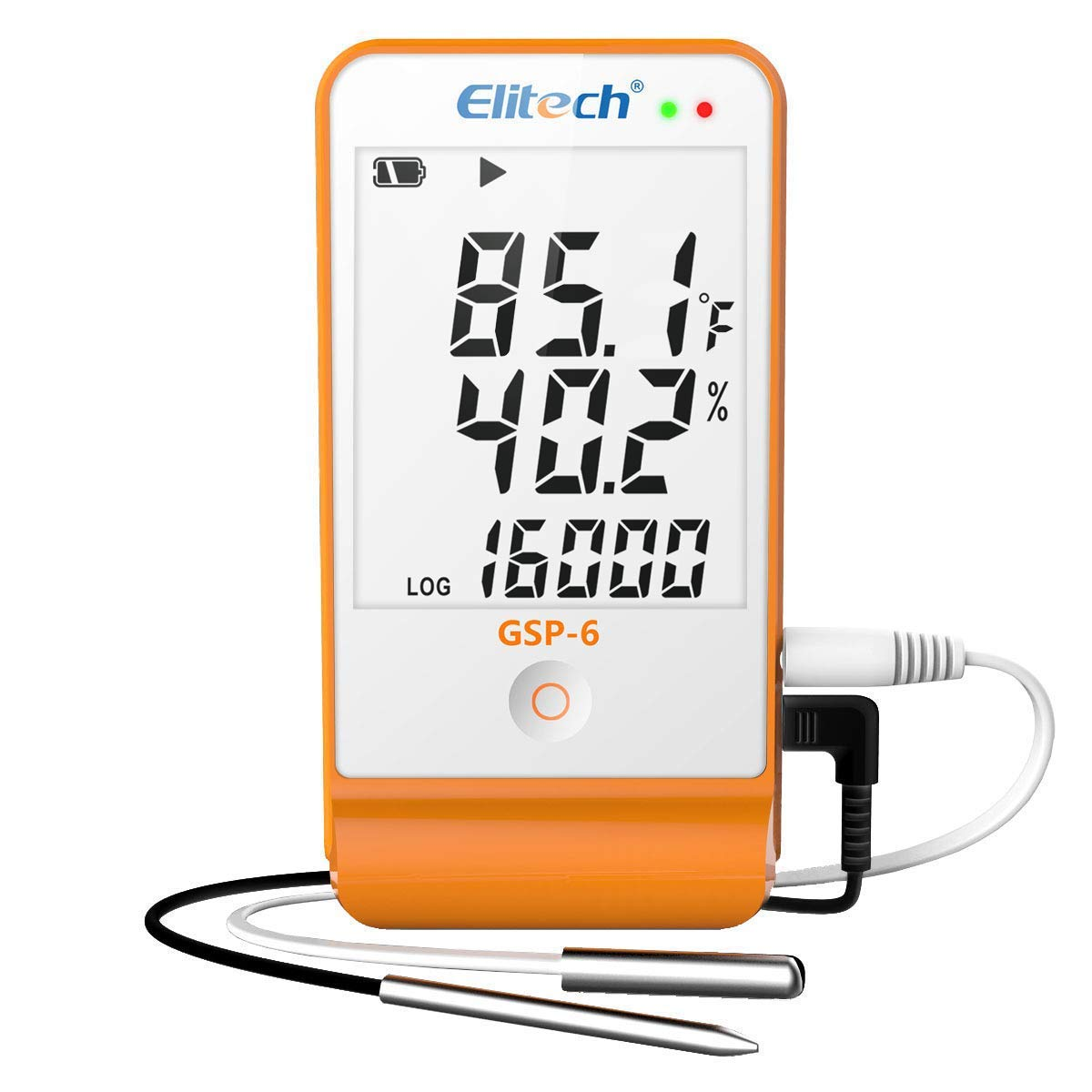 Elitech Temperature & Humidity Data Logger