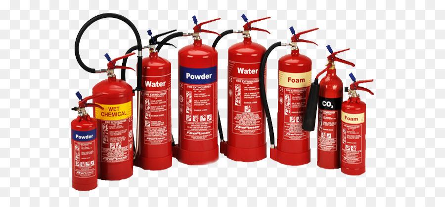 Fire safety Cylinder