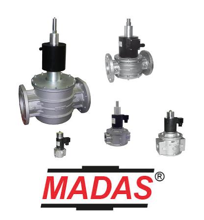 MADAS Solenoid Valve