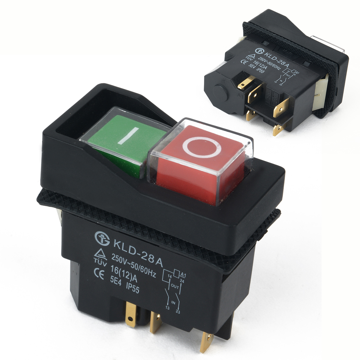 Electromagnetic Switches