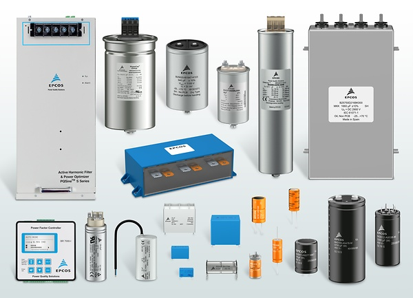 Epcos electric products