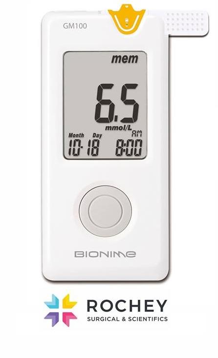 Bionime Rightest glucose meter