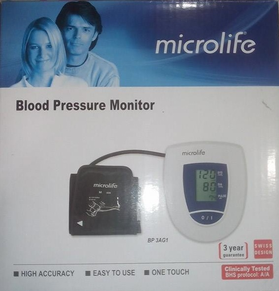 Microlife BP Machine