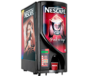 Nescafe Tea and Coffee Vending Machine