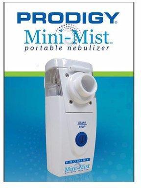 Prodigy Mini-Mist – Portable Nebulize