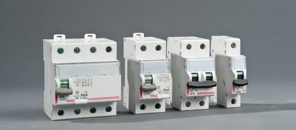 Legrand Switch gears