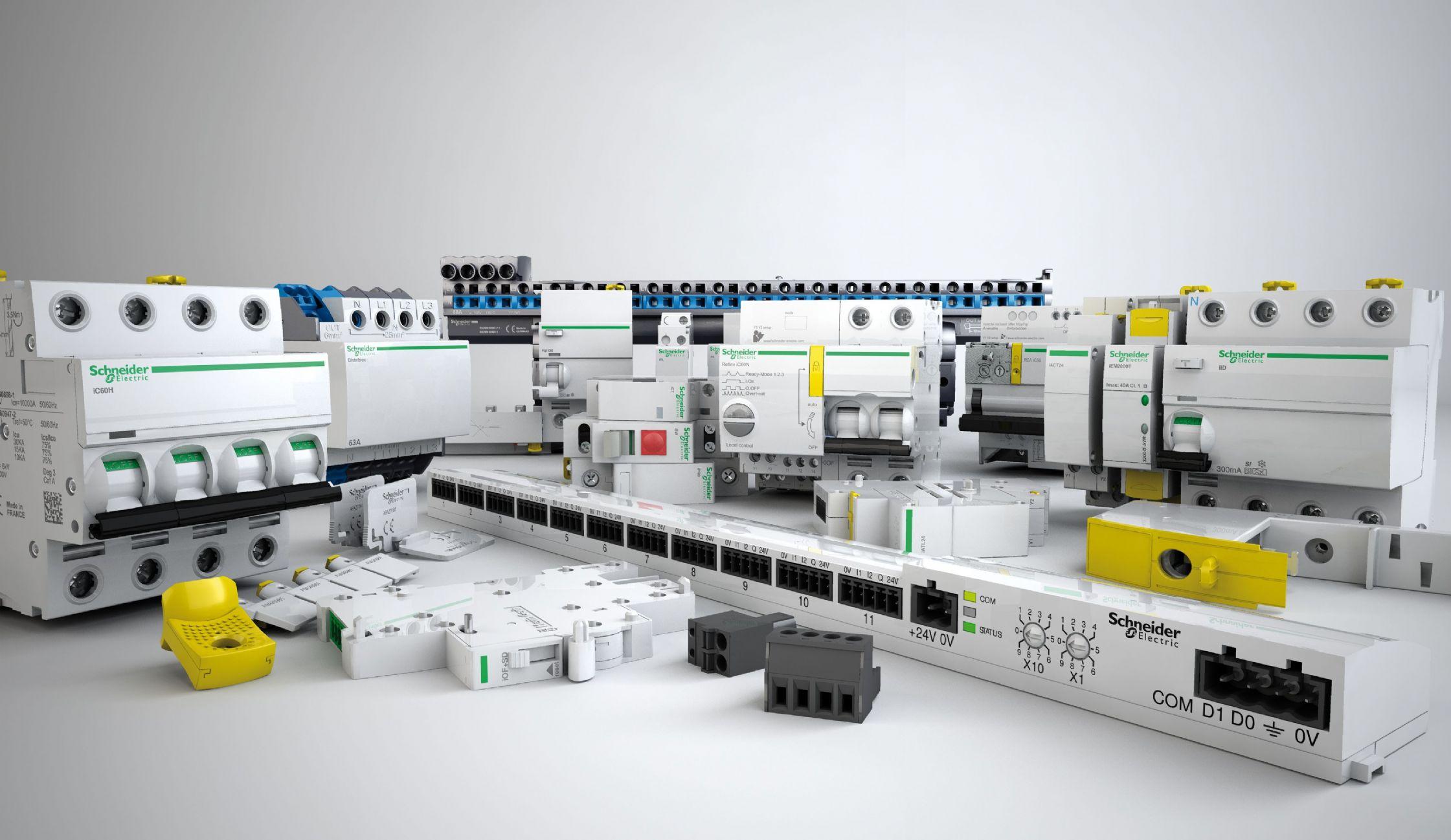 Schneider Power Board product