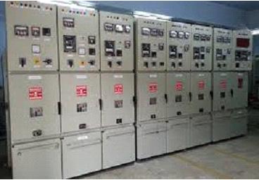 33kv Control Panel