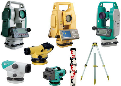Survey Equipment