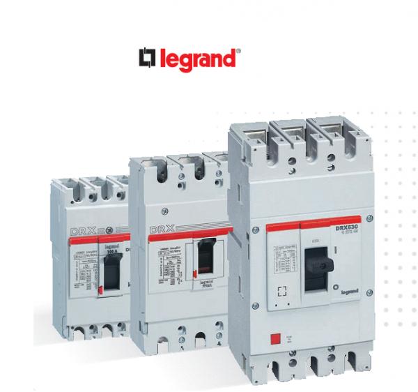 Legrand Electrical Breakers