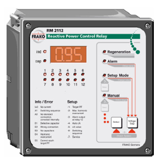 FRAKO Power Control Relay