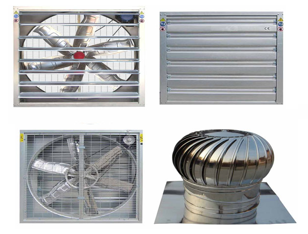 Aluminum Industrial Exhaust Fan