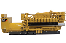 Heavy Fuel Oil Generator
