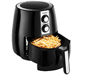 Air Fryer Oil Free Healthier Fryer