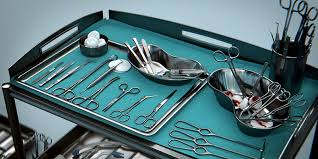 Operation/Surgical Instruments