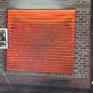 Automatic Fire Rated Shutter