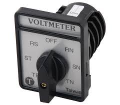 Digital Volt Meter (Risesun)