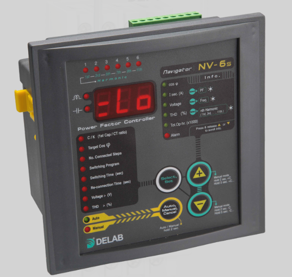 Power factor Controller Delab