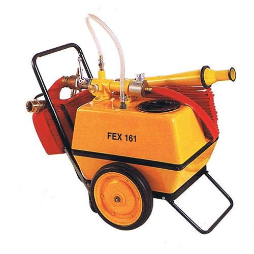 Mobile Foam Fire Extinguisher