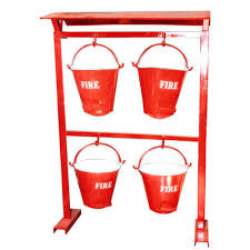Fire Bucket Stand FS