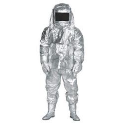 Foil Fireman Suit
