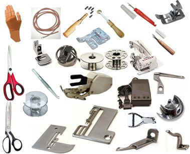 sewing Spare Parts