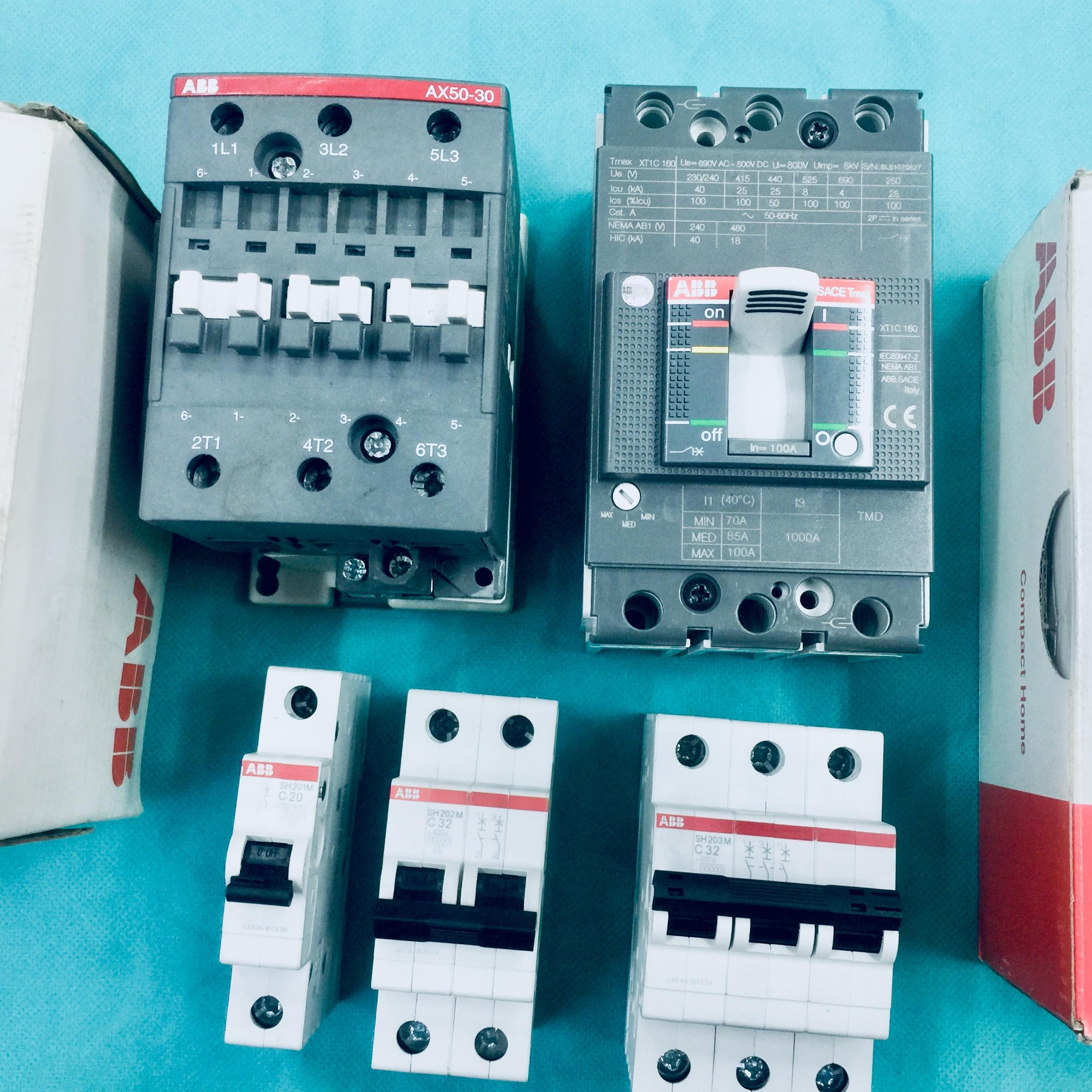 ABB Circuit Braker & Contractor
