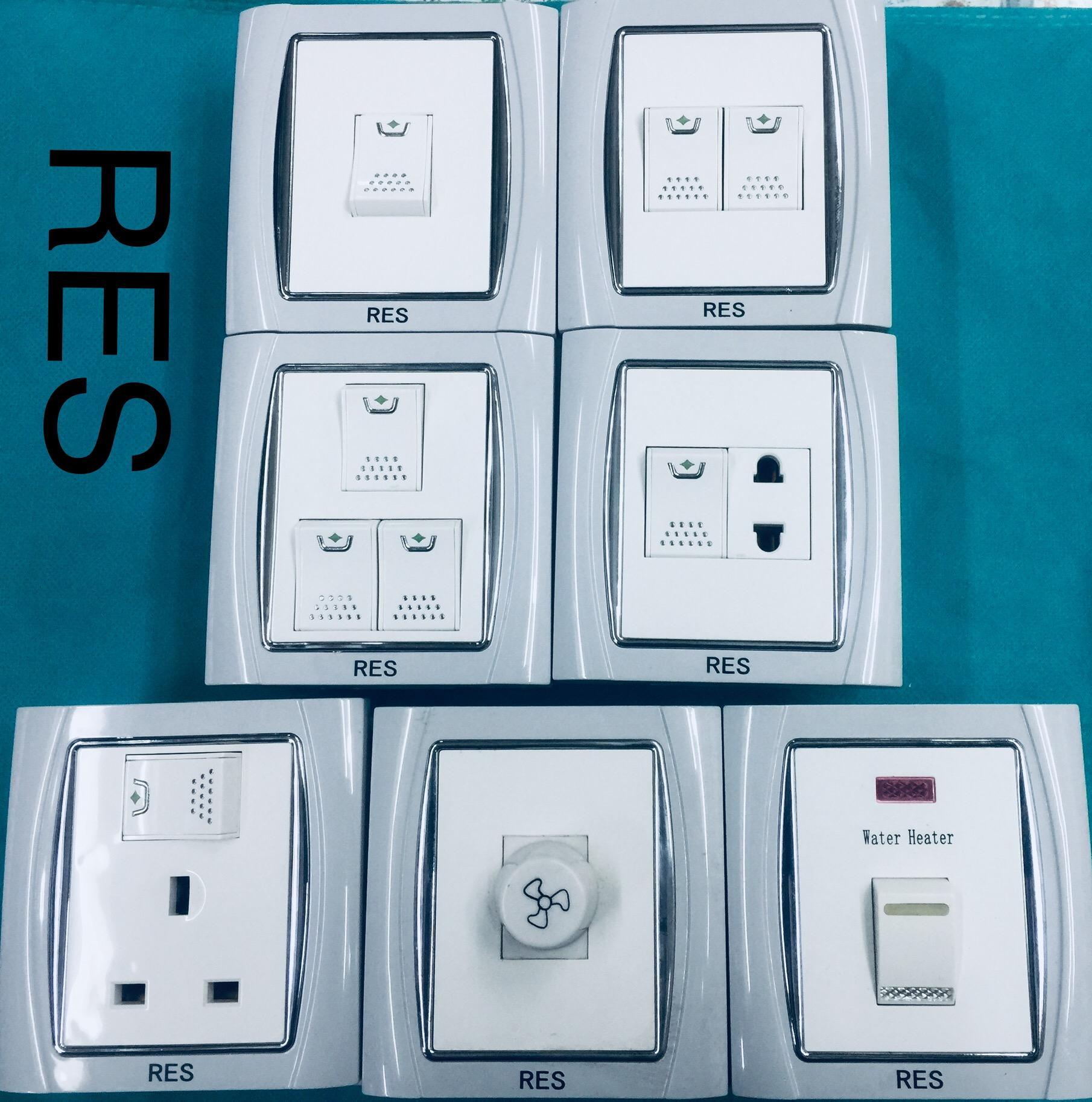 R.E.S Switch&Socket