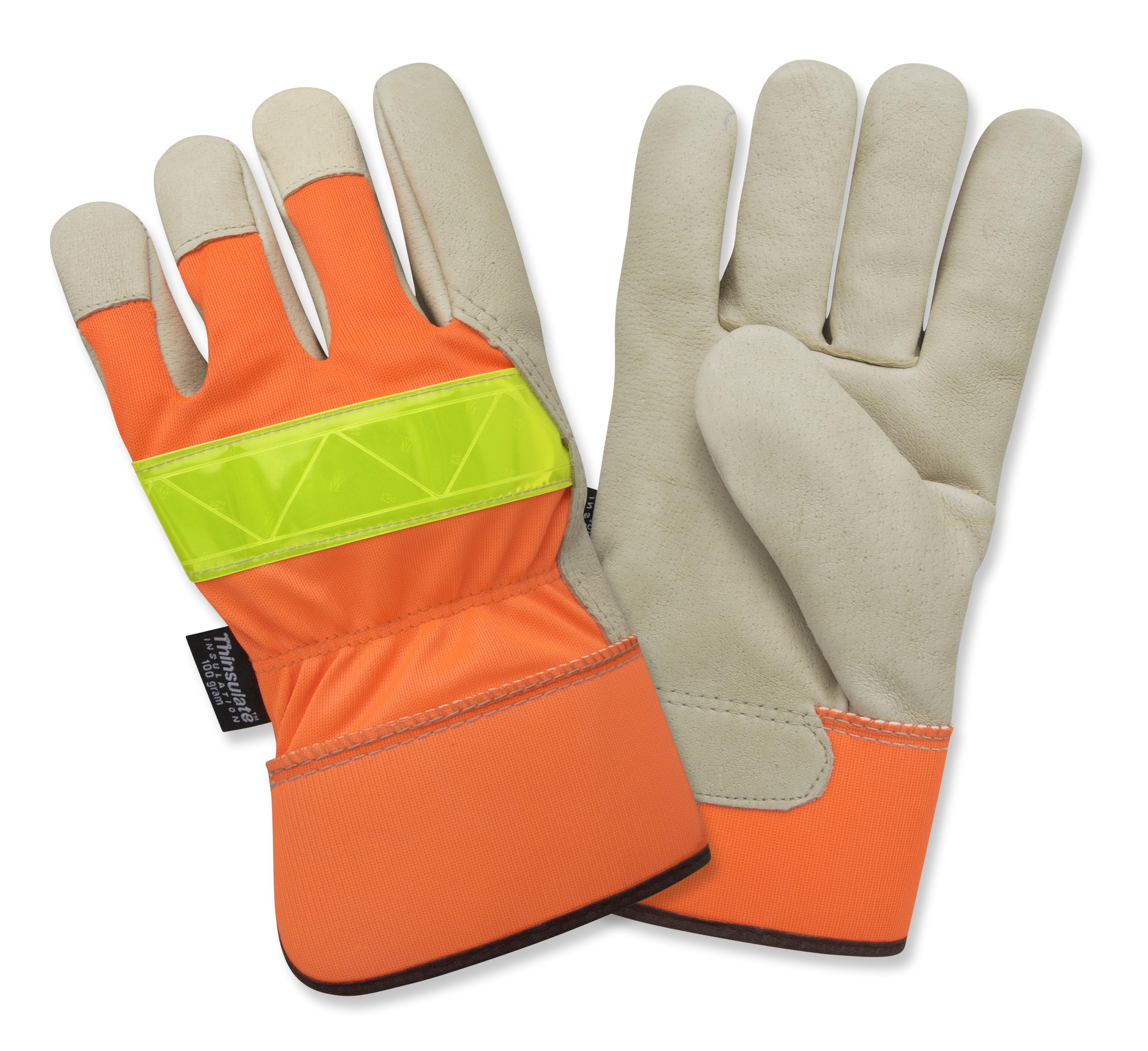 Cotton Rubber Hand Gloves