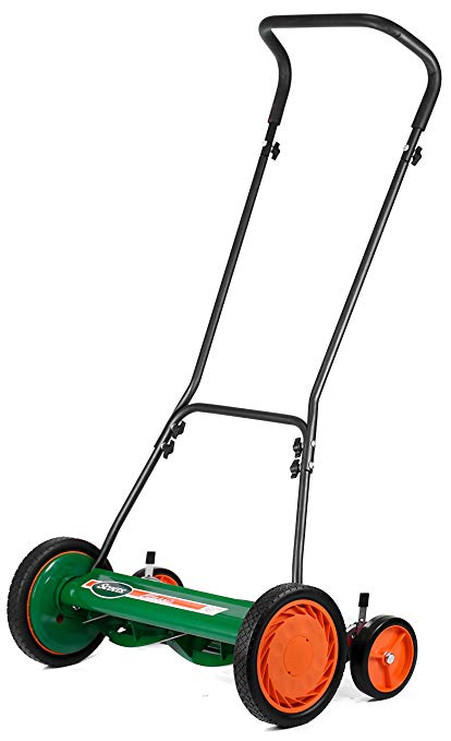 American Hand Lawn Mower