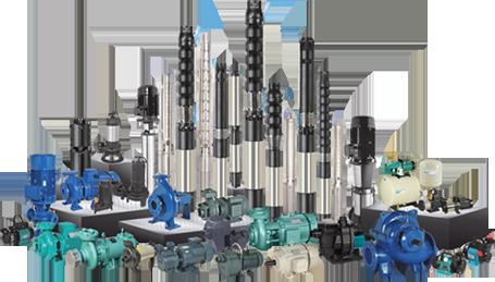 Water pumps BBSM
