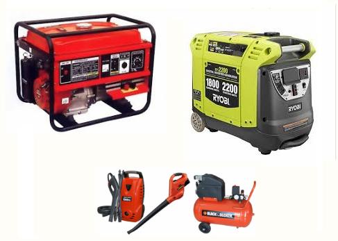 Generators & Outdoor Power Equipment