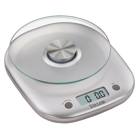 Glass Top Kitchen Scale