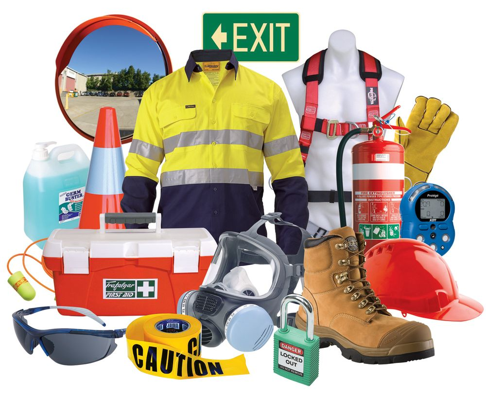 All Safety Equipment