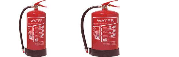 Portable Water Type Extinguisher