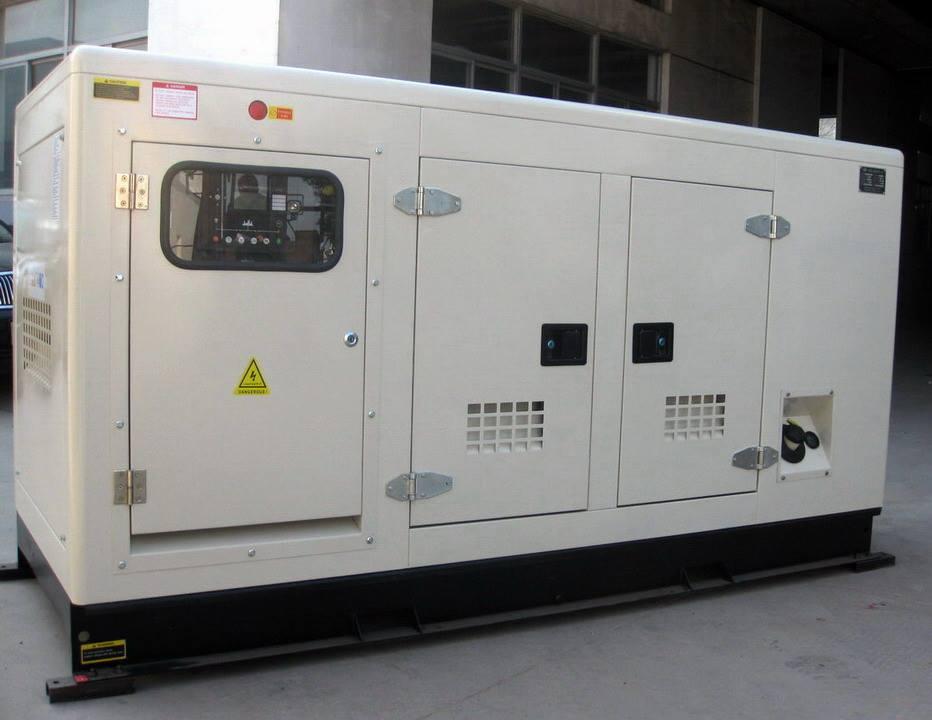 62.5 KVA Diesel Generator (China)