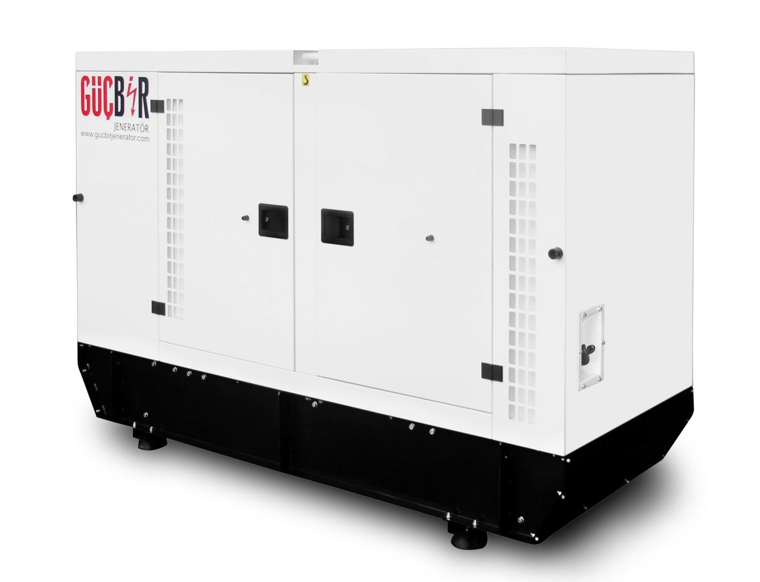 100 KVA Diesel Generator (Turkey)
