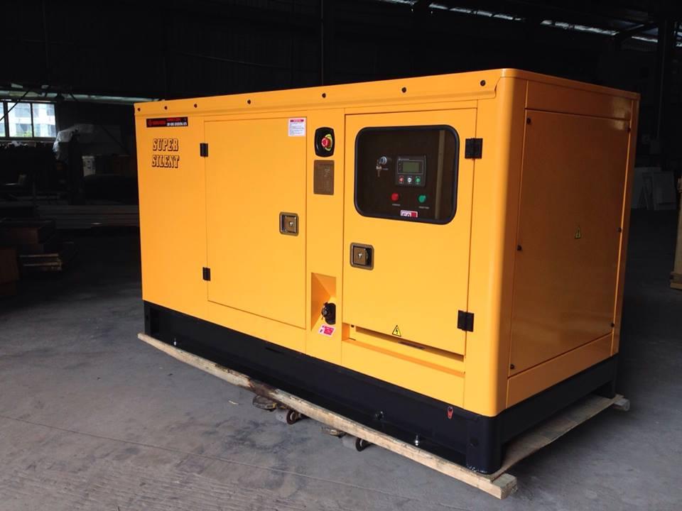 30 KVA Ricardo Engine Diesel Generator,China