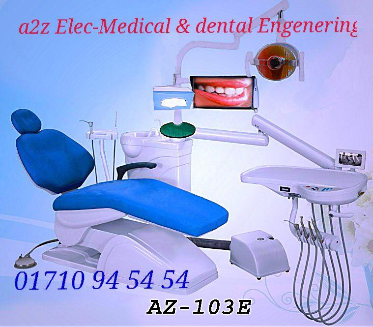 Digital Dental unit