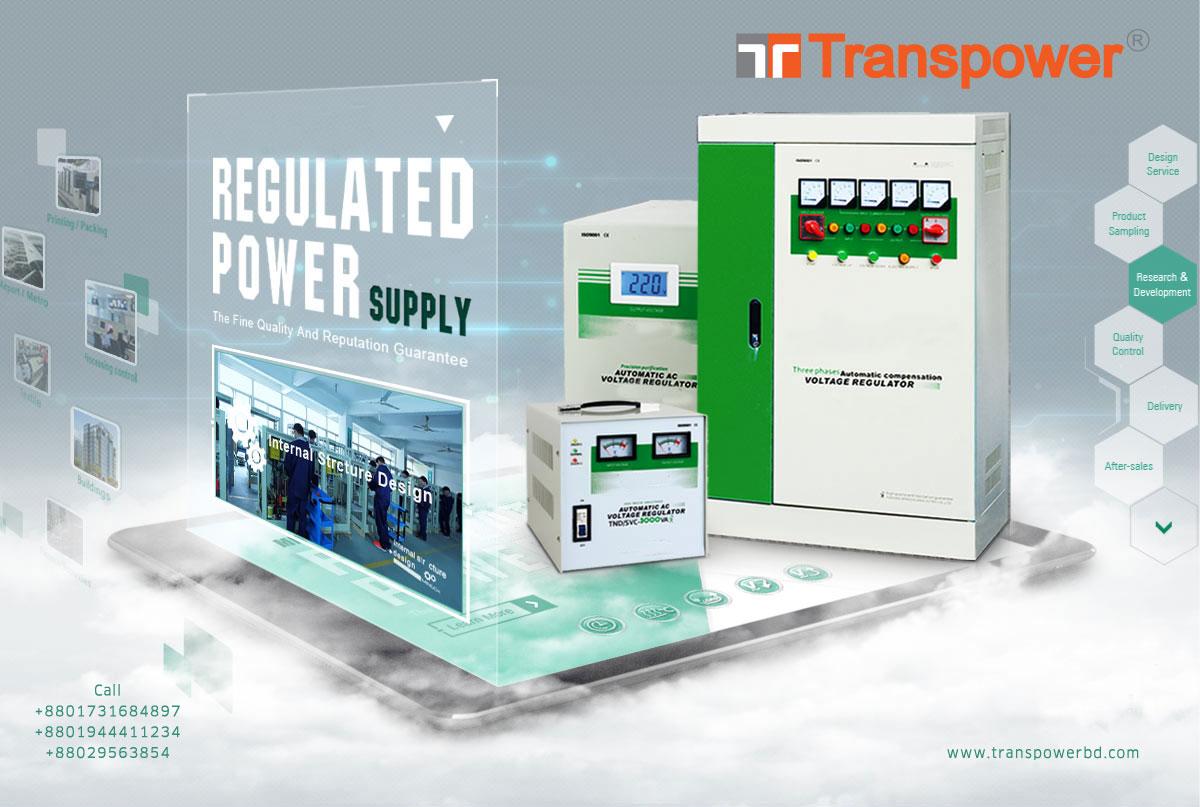 30KVA Automatic Voltage Stabilizer